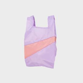 Shoppingbag M 'idea & try' - Susan Bijl
