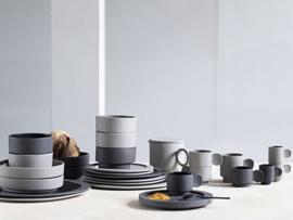 Servies 'Inner Circle' Maarten Baas: Diep Bord - Valerie Objects