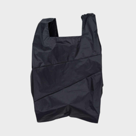 Shoppingbag M 'black & black' - Susan Bijl