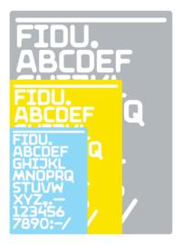 FiDU Alphabet - Zieta