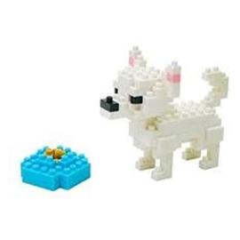 'Chihuahua' Japans mini lego - Nanoblocks