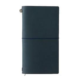 Organizer / agenda Traveler's Notebook (blauw) - Traveler's Company