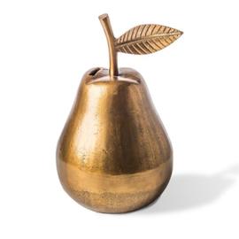 Gouden peer spaarpot / Moneybox Pear gold - Pols Potten