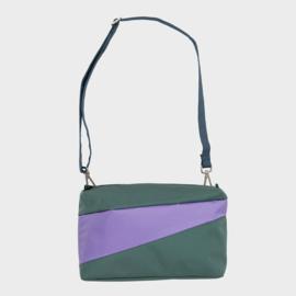 The New Bum Bag M 'pine & lilac' Handtas / Heuptas - Susan Bijl