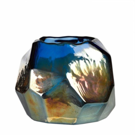 Graphic luster waxinelichthouder / kaarsenhouder - Pols Potten
