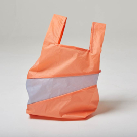 Shoppingbag L 'Lobster & Wall' - Susan Bijl