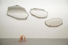 Tafla mirrors Ovaal II (hoekig) - Zieta