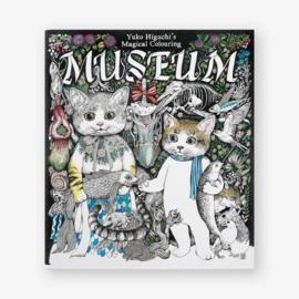 Kleurboek: Yuko Higuchi's Magical Colouring museum