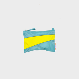 The New Pouch S 'concept & fluo yellow' - Susan Bijl