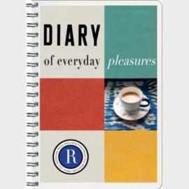 Agenda Redstone 2021: The Diary Of Everyday Pleasures