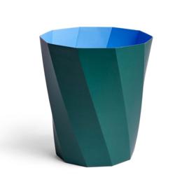 Kleurrijke papieren prullenbak / Paper paper bin - HAY