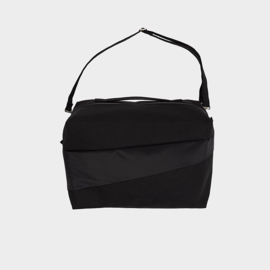 The 24/7 Bag weekendtas 'black & black' - Susan Bijl