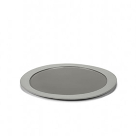 Servies 'Inner Circle' Maarten Baas: Plat Bord Medium (27 cm) - Valerie Objects