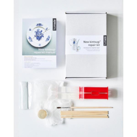 New kintsugi lijm repair kit goud - webversie