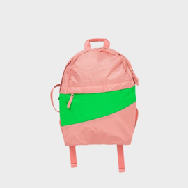 The New Foldable Backpack M 'try & greenscreen' - Susan Bijl
