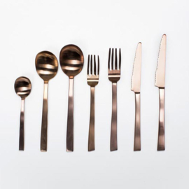 Bestek Maarten Baas koper / copper - Valerie Objects