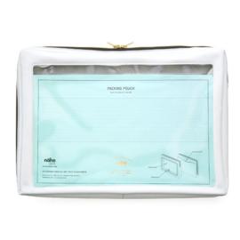 Japanse Etui of Organizer / Packing Pouch A4 (35 x 25 x 4 cm) - Nahe