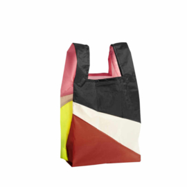 Six Colour Bag  / Boodschappentas MEDIUM Susan Bijl en Bertjan Pot - HAY