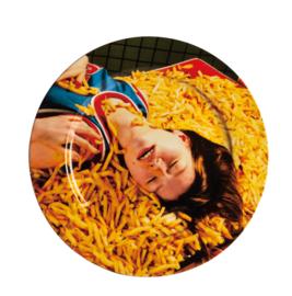 Seletti wears Toiletpaper Plate: Chips - bord met print