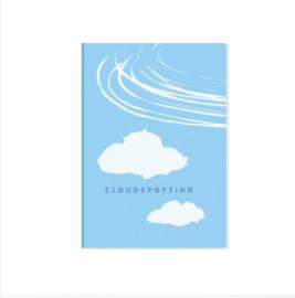 Cloudspotting / Wolken Notitieboekje