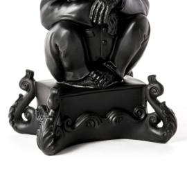 Vijfarmige 'wijze aap' kandelaar - Seletti