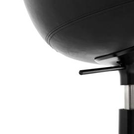 Kuipstoel hoge rug - bureaustoel - zelf samenstellen - HAY