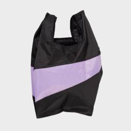 Shoppingbag L 'black & idea' - Susan Bijl