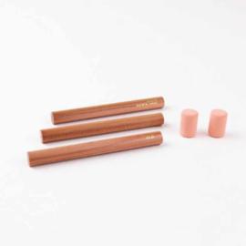 Navulling messing potlood / Refill Brass Pencil - Traveler's Company