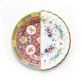 Hybrid servies - Dessertbord 20 cm 'Eudossia' - Seletti