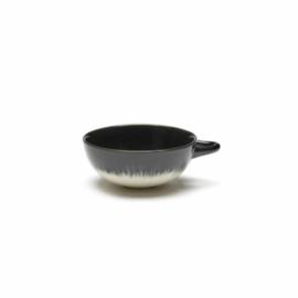 Servies Dé - Espressokop 8 CL Off-White/Black var B - Ann Demeulemeester Serax