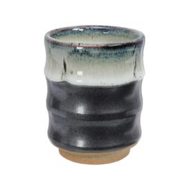 Handmade cup / Japanse handgemaakte theekop