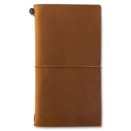 Organizer / agenda Traveler's Notebook (camel) - Traveler's Company