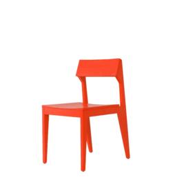 Schulz stoel Gekleurd / Gelakt - OUT