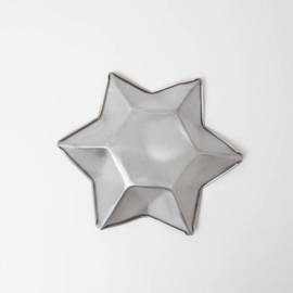 Steel Star Tray / Ster Bord van Staal - Puebco