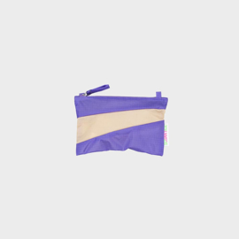The New Pouch S 'lilac & cees' - Susan Bijl