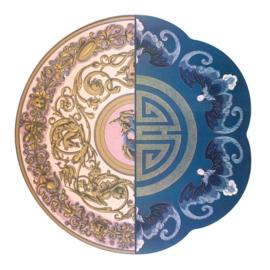 Hybrid servies - Placemat (kurk) 'Trude' - Seletti