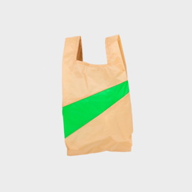 Shoppingbag M 'select & greenscreen' - Susan Bijl