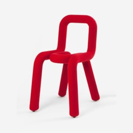Bold Chair Red - Big-Game / Moustache
