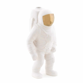 Cosmic Diner - Vaas Astronaut / Starman Vase - Seletti Diesel Living