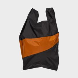 Shoppingbag L 'black & sample' - Susan Bijl