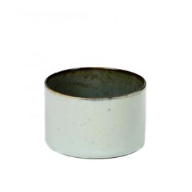 Beker cylinder laag Light Blue & Smokey Blue - Serax / Anita Le Grelle