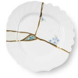 Kintsugi servies - Dessertbord (no.3) 21 cm - Seletti