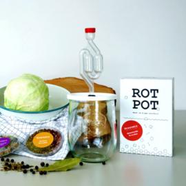RotPot - Zelf zuurkool maken pakket