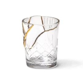Kintsugi servies - Glas 8,2 cm (no.1)  - Seletti