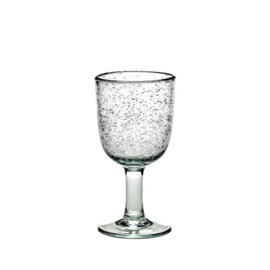 Witte wijn glas Pure 14 cm Serax / Pascale Naessens