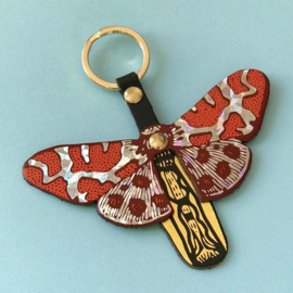 Key fob / sleutelhanger 'Butterfly' - Ark Colour Design