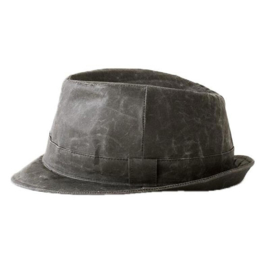 Japanse Trilby hoed - Siwa