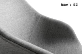 Kuipstoel hoge rug - draaibaar onderstel - zelf samenstellen - HAY