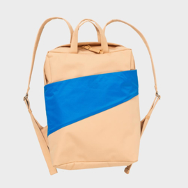 The New Backpack Rugzak 'select & blueback' - Susan Bijl
