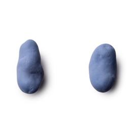 Kapstok knoppen 'Tubercule' blauw - Petite Friture